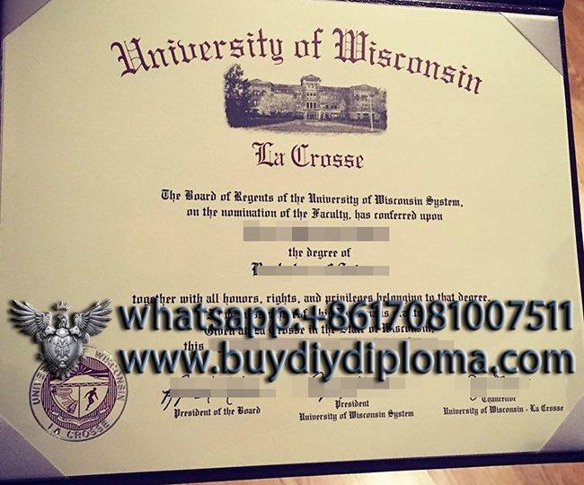 UWL diploma