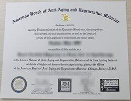 ABAARM certificate