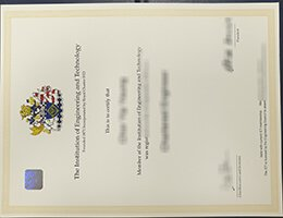Institution of Engineering and Technology diploma