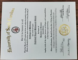 University of South Carolina fake diploma