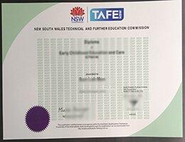 Australian TAFE certificate