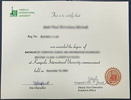 Kampala International University University degree