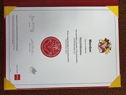 ACCA certificate