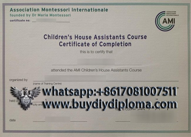 buy a fake AMI certificate online, make AMI certificate