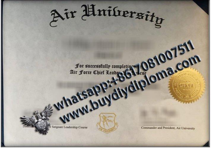 Air University Diploma, Buy Air University Degree Online, buy fake diploma
