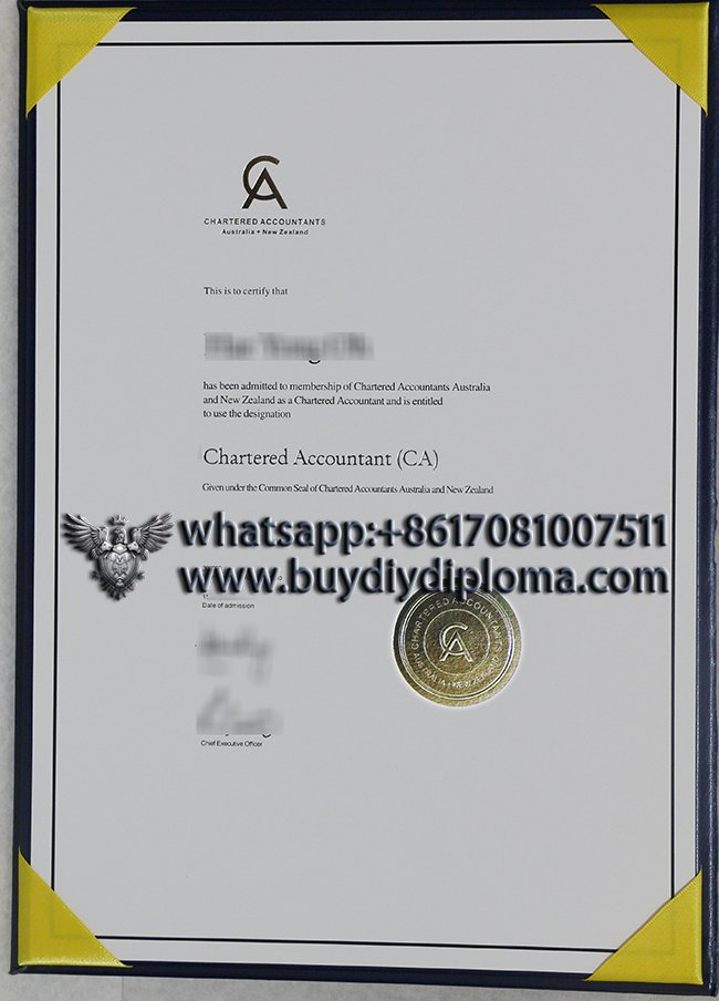 buy a fake CA certificate, Chartered Accountant certificate