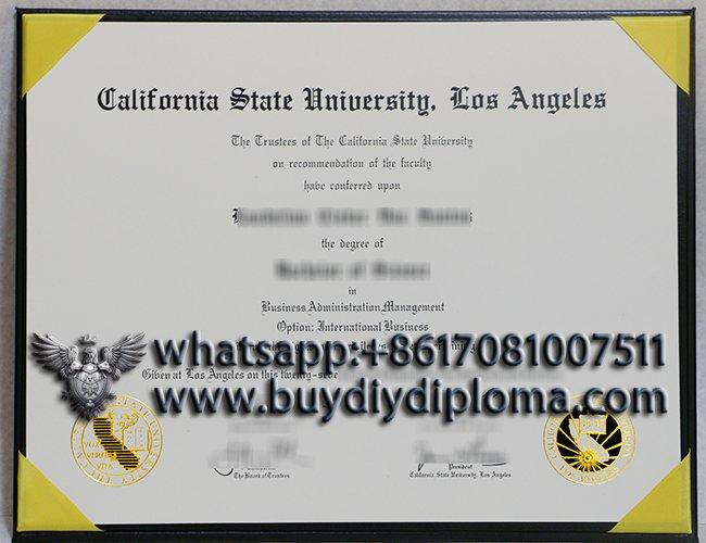 California state university degree