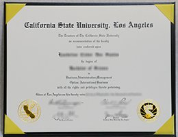 California state university degree