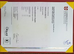 Cambridge English Certificate