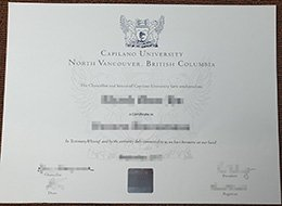 fake Capilano University diploma, fake Capilano University degree
