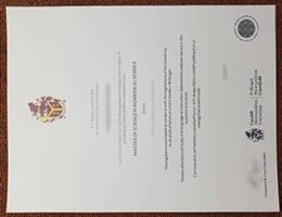 Cardiff Metropolitar University fake diploma