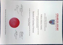 fake Charles Sturt University diploma, order Charles Sturt University degree