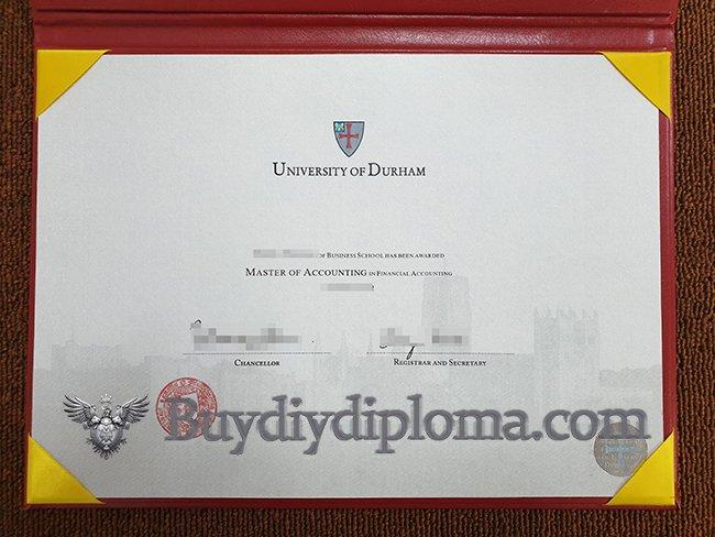 buy a fake Durham University degree in England