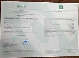 fake FOM Hochschule diploma, buy FOM Hochschule transcript,