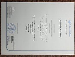 FernUniversitat in Hagen fake diploma