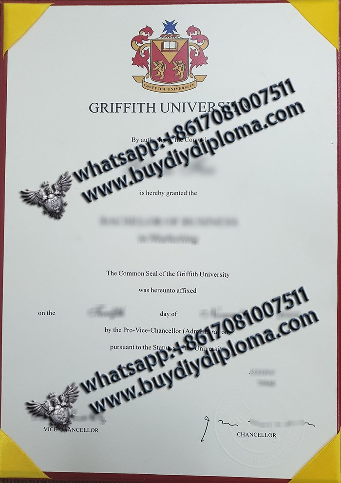 fake Griffith University diploma, replica Griffith University degree, replica Australia degree,