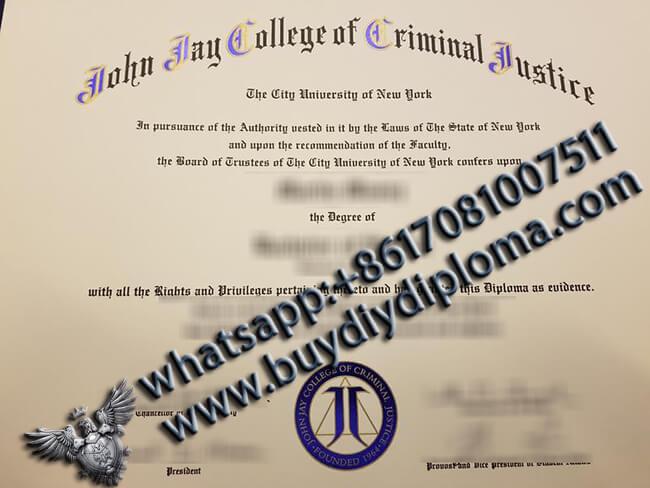 John-Jay-College-of-Criminal-Justice-diploma