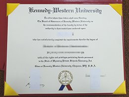 Warren National University diploma