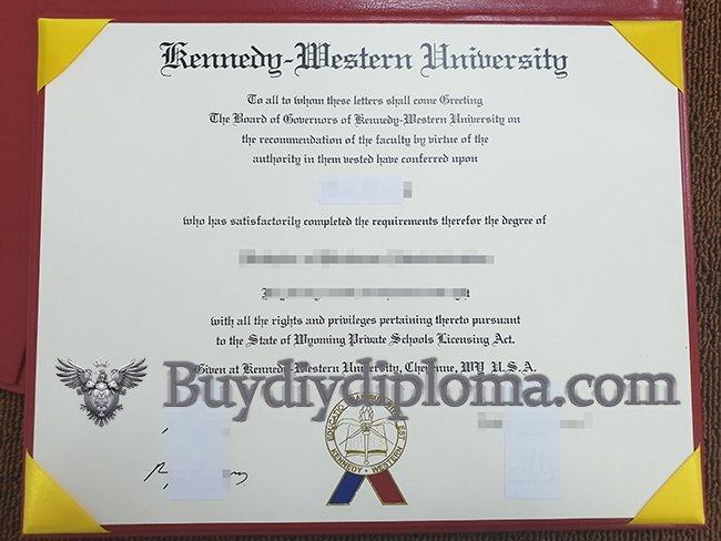 Why peopel want to buy a fake Kennedy-Western University diploma