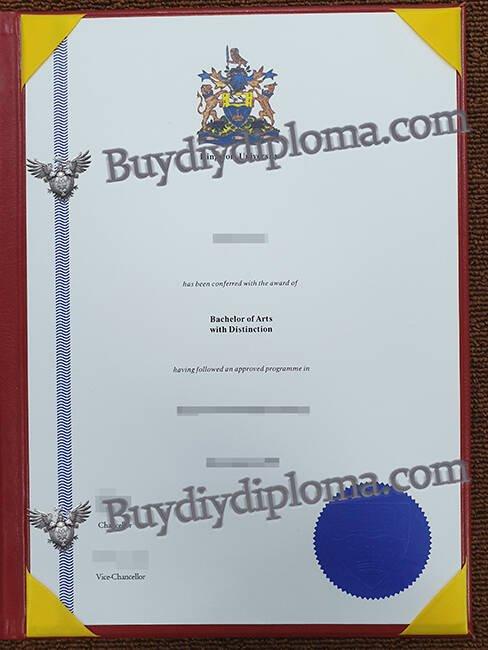 Kingston University fake diploma
