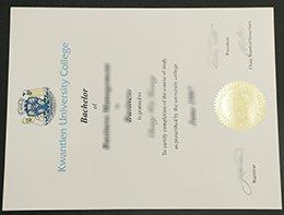 Kwantlen university college diploma