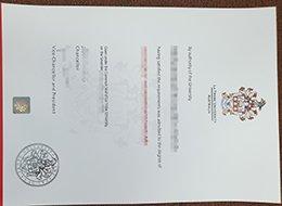 La Trobe University diploma