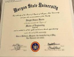 Morgan-State-University-Diploma