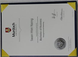 Murdoch university diploma