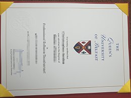 Queen's University Belfast degree