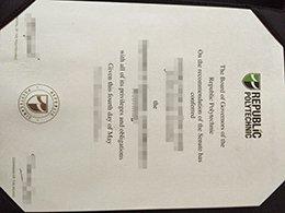 Republic Polytechnic diploma