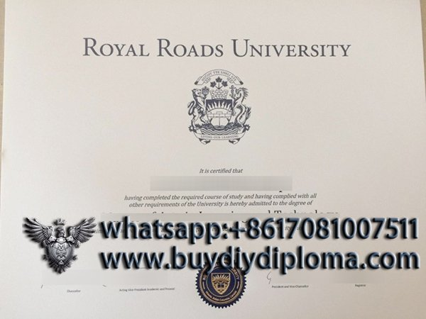 Royal Roads University degree