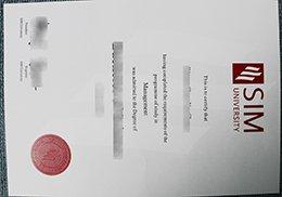 SIM diploma