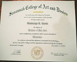 fake Savannah College of Art and Design diploma, fake SCAD diploma, fake design diploma,