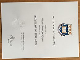 University of Auckland diploma