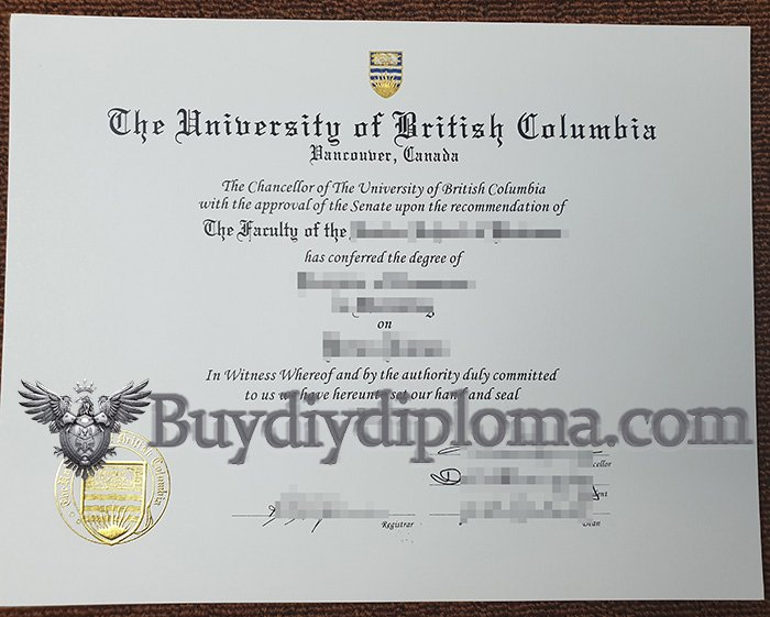 get a fake UBC diploma with cheap price