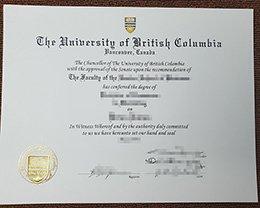 fake UBC diploma, fake University of British Columbia degree,