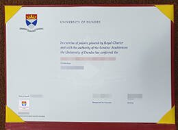 UNIVERSITY OF DUNDEE FAKE DEGREE