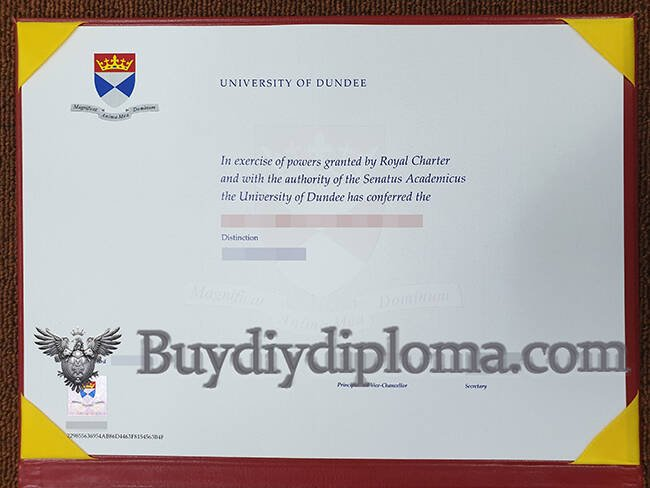 Copy Fake University of Dundee degrees Online