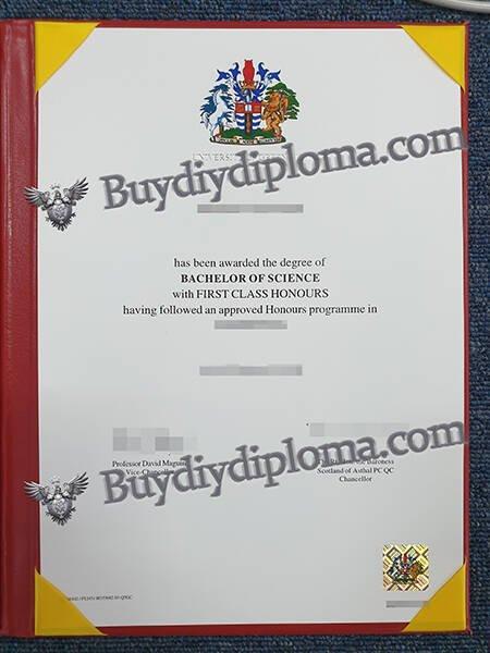 UNIVERSITY OF GREENWICH fake diploma