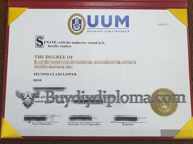 Universiti Utara Malaysia diploma