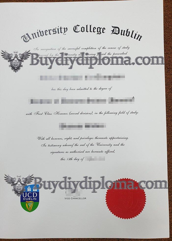 fake University College Dublin degree, buy UCD diploma,
