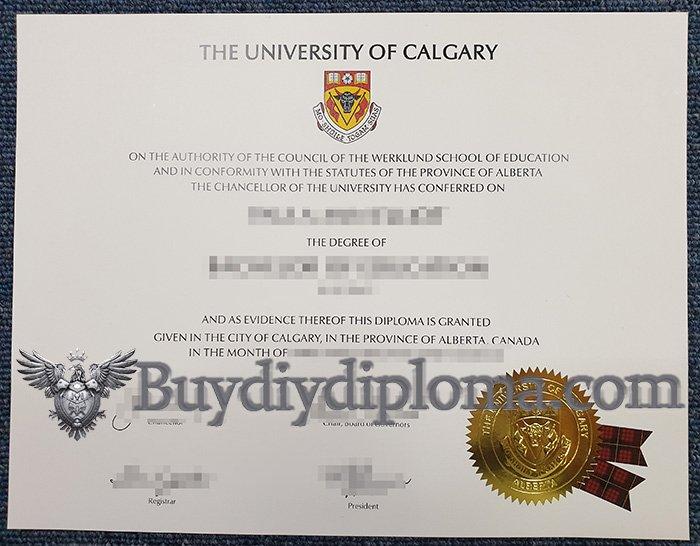 Key Benefits of Owning A Fake University of Calgary Diploma