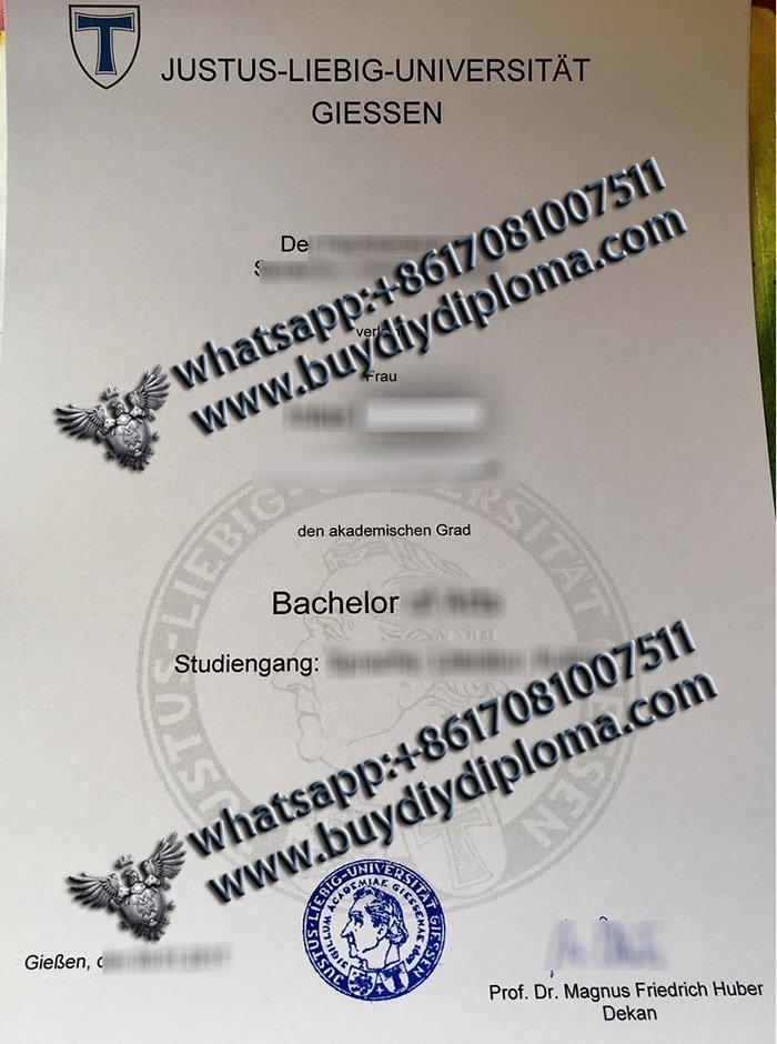 fake University of Giessen diploma, buy University of Giessen certificate, fake Universität Gießen diploma,