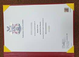 University of Hertfordshire fake diploma