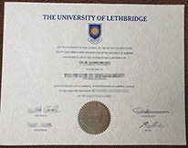 fake University of Lethbridge diploma, buy University of Lethbridge degree