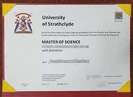 University of Strathclyde fake degree