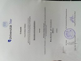 fake Universität Trier urkunde, buy Universität Trier diploma, fake University of Trier diploma,