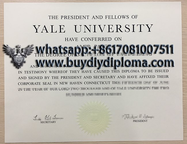 Where to purchase a Yale University fake diploma from the USA