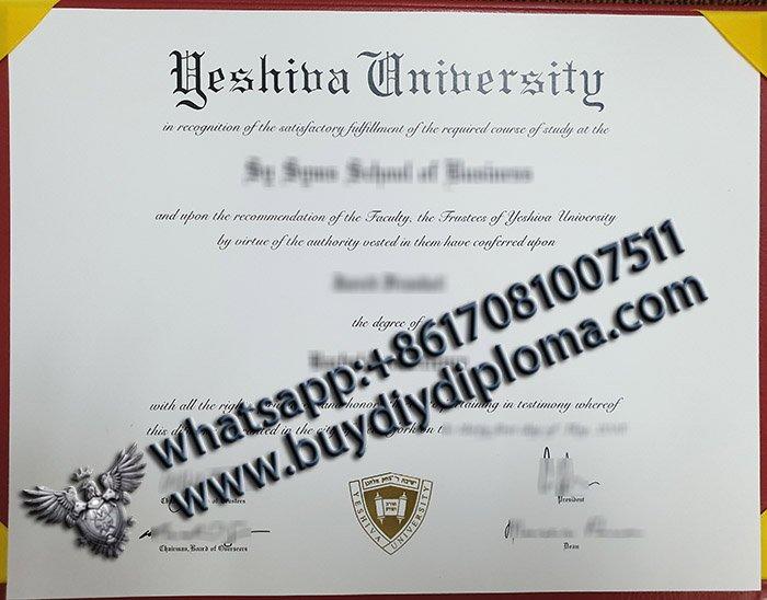 fake Yeshiva university diploma, buy Yeshiva university degree, buy US diploma,