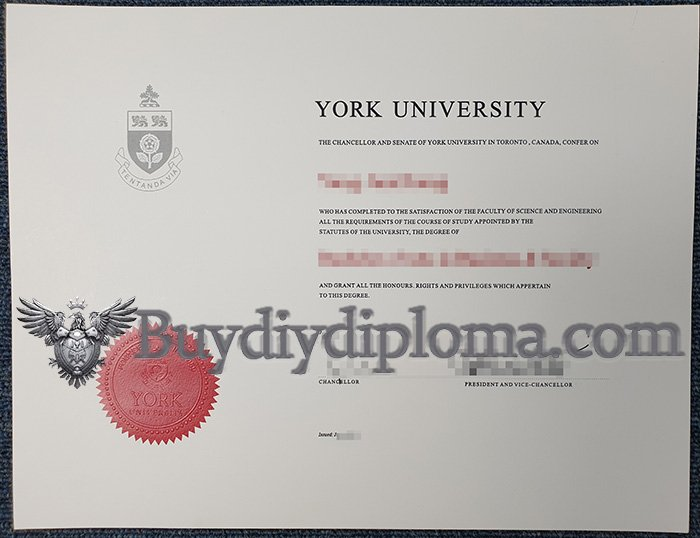 fake York University diploma, buy York University certificate,